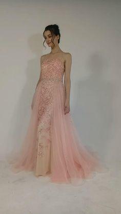 Trendy Dresses, Elegant Dresses, Beautiful Dresses, Fashion Dresses, Long Dresses For Party, Elegant Gown, Long Formal Gowns, Formal Dresses, Party Gowns