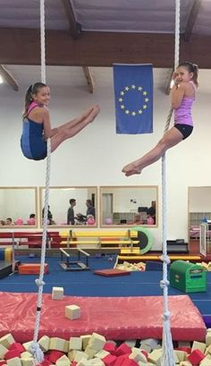 strive for great heights, you are capable. | ivivva_topanga | gymnastics