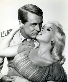 Kiss them for me ( 1958 ) . jayne mansfield and  cary grant