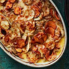 Cheesy Sweet Potato Gratin - Rachael Ray Every Day