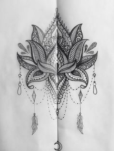 World's Greatest Tattoos & Tattoo Designs Mandala lotus tattoo design, awesome! Lotus Tattoo Design, Lotus Mandala Design, Lotus Mandala Tattoo, Tattoo Designs, Lotus Design, Lotus Henna, Mandala Tattoo Meaning, Lotus Tatoos, Mandala Sketch