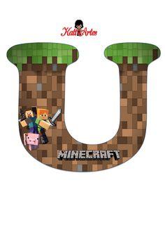Minecraft Crafts, Candy Minecraft, Minecraft Party Decorations, Minecraft Anime, Minecraft Room, Diy Birthday Decorations, Creeper Minecraft, Minecraft Ideas, Mine Craft Party