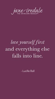 """Love yourself first and everything else falls into line. Wisdom Quotes, True Quotes, Motivational Quotes, Inspirational Quotes, Self Love Quotes, Great Quotes, Quotes To Live By, Positive Affirmations, Positive Quotes"