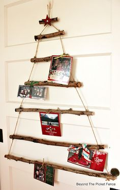 12 Days of Christmas, Card Holder, http://bec4-beyondthepicketfence.blogspot.com/2015/11/12-days-of-christmas-day-2-twig-tree.html