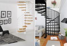 Escaleras caracol 04