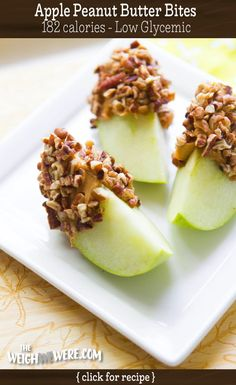 ::Visit TheWeighWeWere.com:: Low calorie, low glycemic recipes