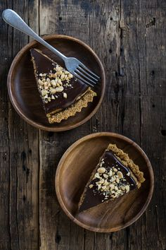 Pastry Affair | Chocolate Peanut Butter Pie