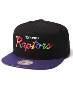 Love this Toronto Raptors Tie Dye Script Snapback hat on DrJays and only for $14.99. Take 20% off your next DrJays purchase (EXCLUSIONS APPLY). Click on the image above to get your discount.