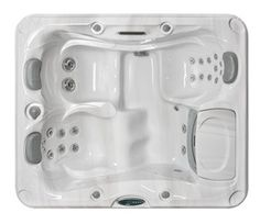 Performance Pool and Spa. Sundance Spas 780: Dover. Seats 2-3. 5'9 x 6'10  http://www.performancepools.com/contact.html