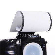 Pop up Pop-up Flash Diffuser For Canon EOS 1200D Rebel T5 DSLR Digital Camera