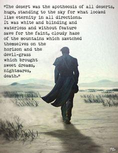"""From """"The Dark Tower I: The Gunslinger""""..."""