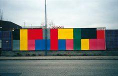 »Billboard 01«, 1991 by Gerwald Rockenschaub