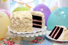Gender Reveal Cakes Magnolia Bakery New York City Baby Shower