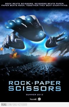 Rock Paper Scissors: The Movie