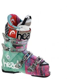 2013 HEAD Caddy Ski Boot | snowzine.com Ski And Snowboard, Snowboarding, Ski Ski, Powder Puff Girls, Ski Bunnies, Ski Equipment, Go Skiing, Snow Gear, Ski Boots