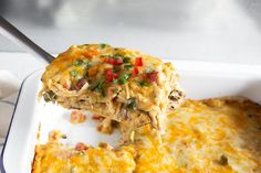 How to Make King Ranch Chicken Casserole, an Iconic Texas Recipe King Ranch Chicken Casserole