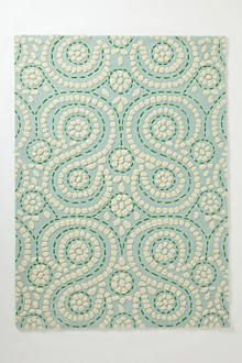 Swirling Fiore Rug - Anthropologie