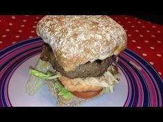 !!ONE SYN Big Mac Burger!! - Slimming World - YouTube My Slimming World, Slimming World Recipes, Big Mac, Burgers, Hamburger, Cooking, Ethnic Recipes, Youtube, Free