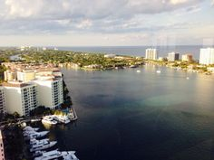 Amazing view and waters in Boca Raton Florida. Would you like to live here?