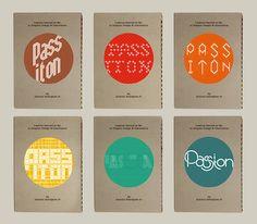 Pass It On by Antonio Rodrigues Jr, via Behance
