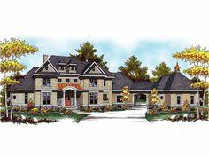 Portico house plans