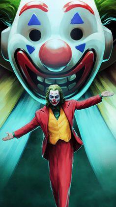 Joker Movie Art Joaquin Pheonix HD Mobile, Smartphone and PC, Desktop, Laptop wallpaper resolutions. Joker Cartoon, Joker Comic, Le Joker Batman, Joker Art, Batman Comics, Joker And Harley Quinn, Dc Comics, The Joker, 1440x2560 Wallpaper