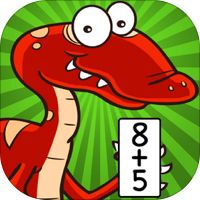 Kids Maths Dots (Dinosaur) - Connect To The Dot Puzzle + Kid Mathematics: Addition, Subtraction by A+ Kids Apps & Educational Games, LLC