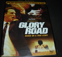 Glory Road Disney DVD Movie NEW Based on a True Story