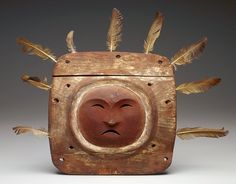 Yupik  Inuit Peoples   Mask, 19th-20th century