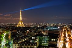Beam! / Eiffel Tower / Paris