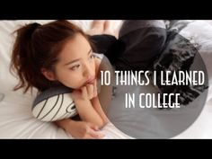 10 Things I Learned in College - YouTube These are important lessons for anyone in college or about to enter it.