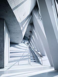 Architecture and Interior Design   Mercedes-Benz Museum by UNStudio