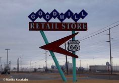 """In Tulsa Oklahoma  """" Route 66 on My Mind """" Route 66 blog ; http://2441.blog54.fc2.com https://www.facebook.com/groups/529713950495809/ http://route66jp.info"""