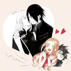 SasuSaku is real, bitches. | VK