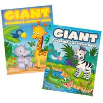 bulk giant coloring and activity books 160 pages at dollartreecom - Dollar Tree Coloring Books