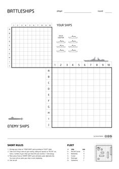 Battleships Paper Game - Battleship (game) - Wikipedia, the free encyclopedia