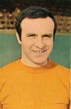 Jimmy Armfield of Blackpool in 1970.