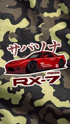 #MAZDA #RX-7 #ROCKETBUNNY #drift #wheel