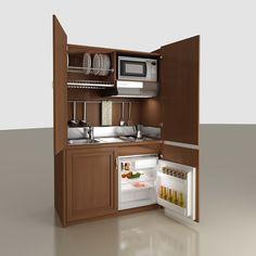 Мини кухня CLEAR | Мини кухня - MOBILSPAZIO Contract