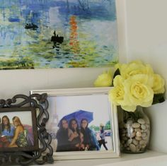 Add some bloom to your #dorm room