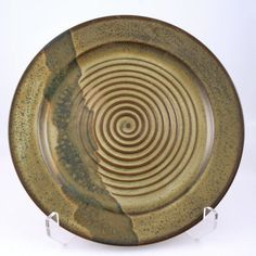 Love hand thrown pottery