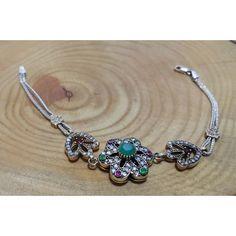 Flower Pattern Antique Silver Bracelet www.hanedansilver.com #Roxelana #East #Market #Hurrem #Jewellers #Silver #Earring #Jewelers #Ottoman #GrandBazaar #Earring #Silver #Pendant #Silver #Bracelet #Anadolu #Schmuck #Silver #Bead #Bracelet #East #Authentic #Jewelry #Necklace #Jewellery #Silver #Ring #Silver #Necklace #Pendant #Antique #istanbul #Turkiye #Reliable #Outlet #Wholesale #Jewelry #Factory