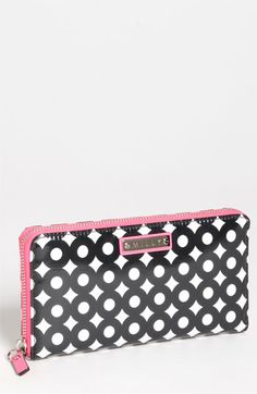 Milly Circle Print Wallet available at Nordstrom