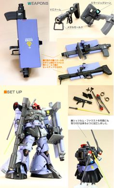 MG MS-09 ドム製作記 Completion | G-Remodeling