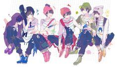 Read Osomatsu san fanart from the story [SƯU TẦM] Anime Art by Convalaria (Linh Lan) with 332 reads. Pixiv ID: 13833265 Kawaii Anime, Boboiboy Anime, Anime Art, Yandere Boy, Osomatsu San Doujinshi, Sans Cute, Boboiboy Galaxy, Anime Group, Comedy Anime