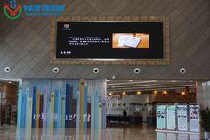 Sixi Series---YGS-S06NFB Indoor led display P6.1 in museum http://www.yes-led.com/en/displayproduct.html?proID=2032087&proTypeID=164395