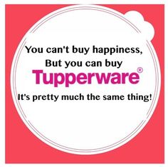 Hello Everyone!  I am so excited to share my love of Tupperware with all of you!  Tupperware has so many amazing products to help make our lives easier.  I'm using some sort of Tupperware for almost every moment of my day. Whether it's my eco water bottle that I carry will me all day, every day or my microwave luncheon plates to eat our meals or my pressure cooker to cook yummy, healthy meals for our family or my modular mates that have made my life more organized and less chaotic, rest…