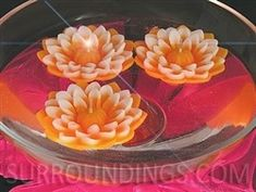 Terrific Pics Floating Candles thanksgiving Thoughts Acquiring candle always creates terrific mood, the mood is set specially if you are looking for a ro Floating Flower Centerpieces, Floating Candles Wedding, Outdoor Candles, Candle Wedding Centerpieces, Floating Flowers, Wedding Ceremony Decorations, Wedding Ceremonies, Unity Candle Holder, Dahlia
