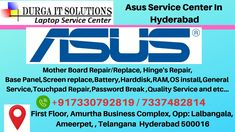 Asus Service Center in Madhapur, Hyderabad. We are the most Trusted Asus Laptop Service Center in Hitech City, Kondapur, Gachibowli, Jubilee Hills. Asus Notebook, Latest Laptop, Asus Laptop, Laptop Repair, Phone Service, Best Laptops, Hyderabad, Notebooks, Software