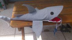 Hai-Schultüte klein Geschwistertüte